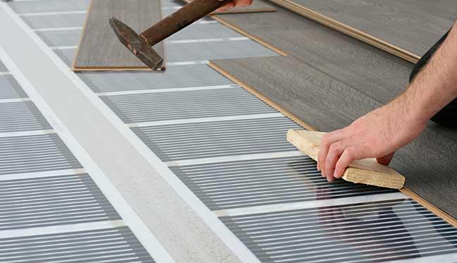 Ламінат для теплої підлоги: який краще вибрати