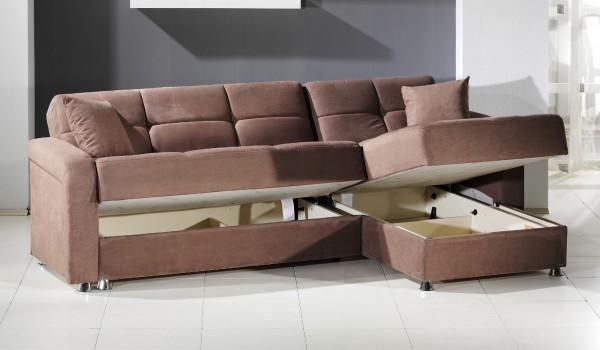 Механизмы угловых диванов: виды, принцип работы