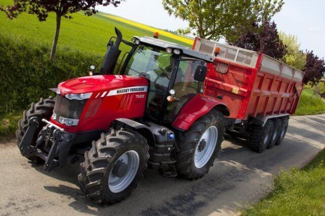 Тракторы Massey Ferguson