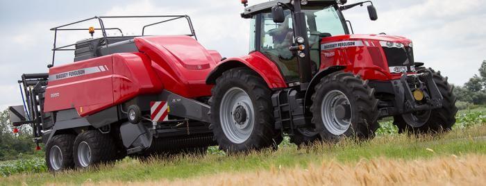 Преимущества тракторов Massey Ferguson