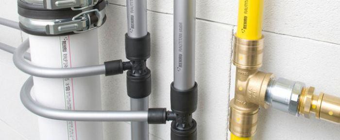 Какие преимущества характерны для металлопластикового водопровода?