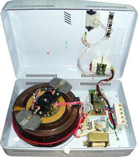 Стабілізатор напруги для музичної апаратури