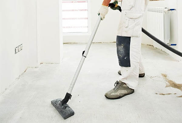 Самостоятельная уборка: последовательность работ
