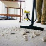Уборка квартиры после ремонтных работ: как ее грамотно организовать?