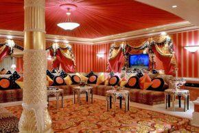 Арабський стиль в інтер'єрі – історія і принципи, меблі, оздоблення і декор