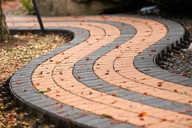 Преимущества и виды тротуарной плитки