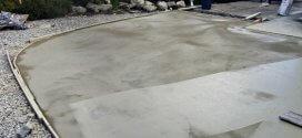 Час висихання бетону та фактори які на нього впливають