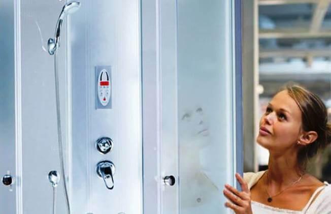 Установка душової кабіни своїми руками