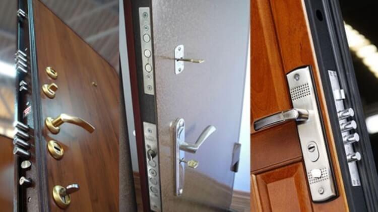 двери второго класса защиты
