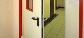 Защита от распространения огня: противопожарные двери