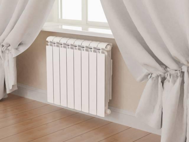 алюмінієвий радіатор опалення