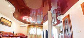 Французские натяжные потолки: их отличительные черты и преимущества