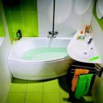 Ванны для небольших комнат