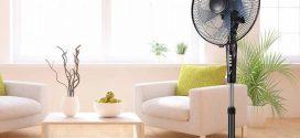 Бытовой вентилятор: какие факторы необходимо учитывать при выборе
