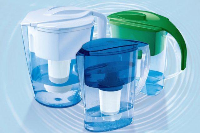 фильтр для очистки воды кувшин