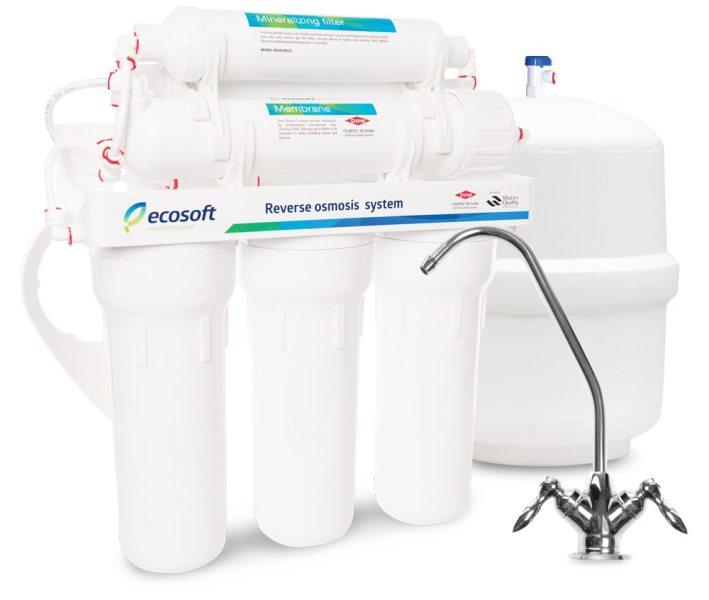 Система обратного осмоса Ecosoft
