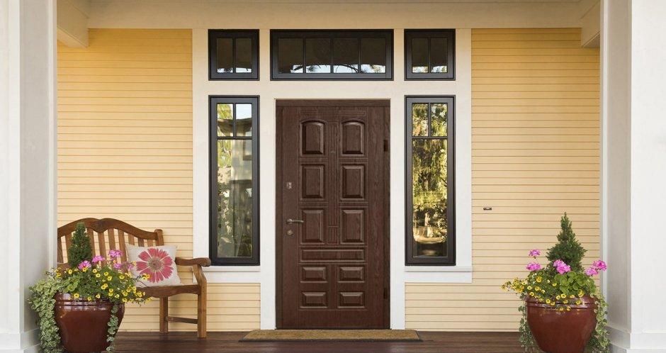двері з високим рівнем захисту від злому