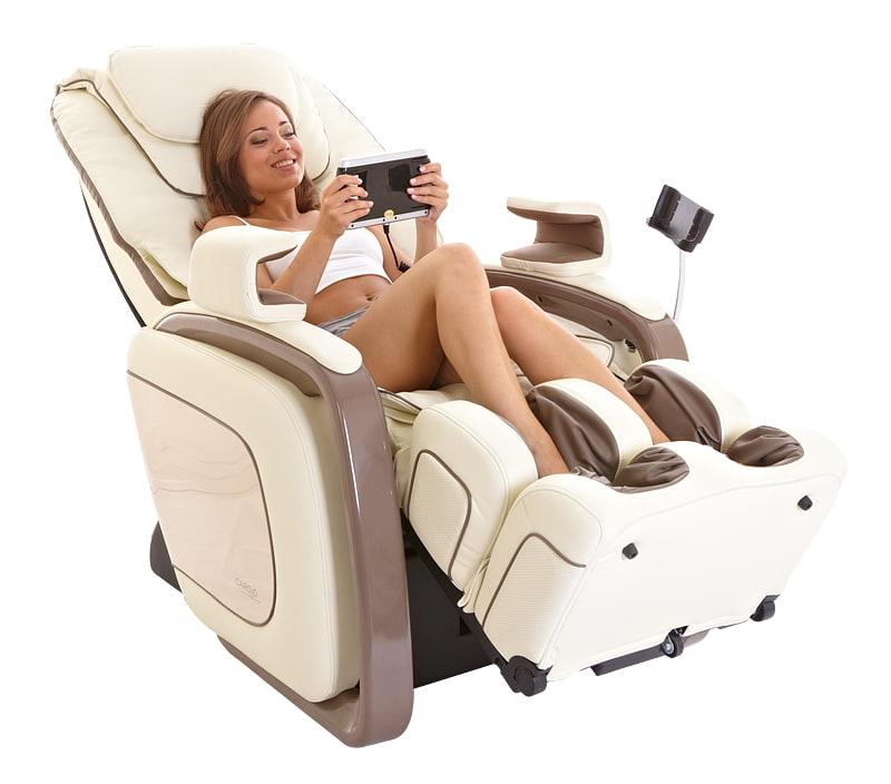 Принципы выбора массажного кресла для дома