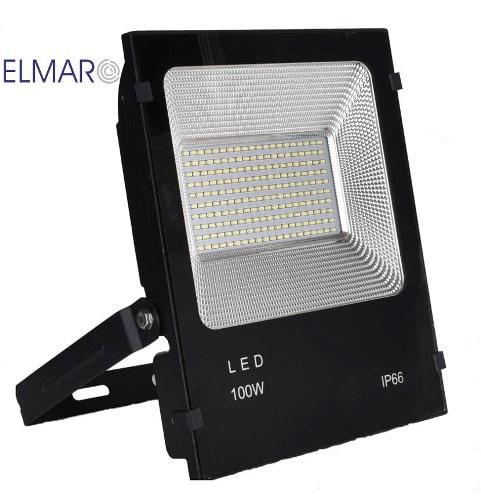 LFL 100Вт 6400K 140хSMD2835 IP65 светодиодный прожектор Elmar