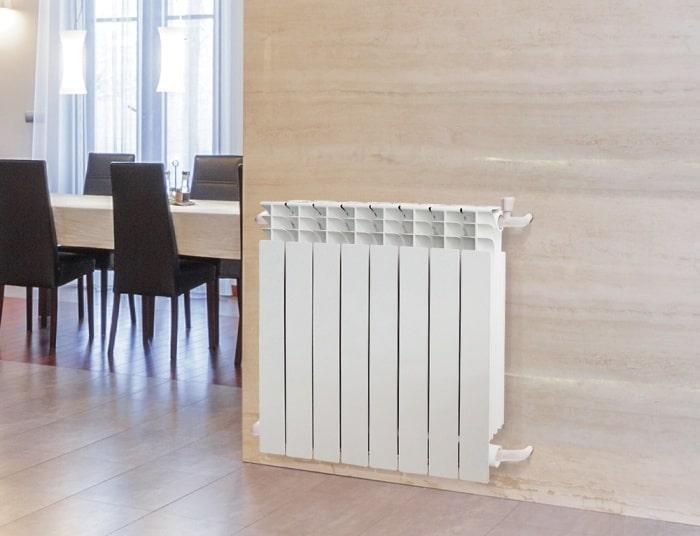Алюминиевые литые радиаторы