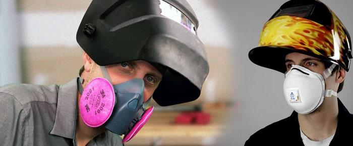 Техніка безпеки: засоби захисту при проведенні зварювальних робіт