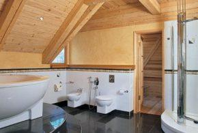 Гідроізоляція ванної кімнати в дерев'яному будинку – основні поняття, матеріали, способи