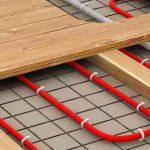 Электрические теплые полы: их преимущества