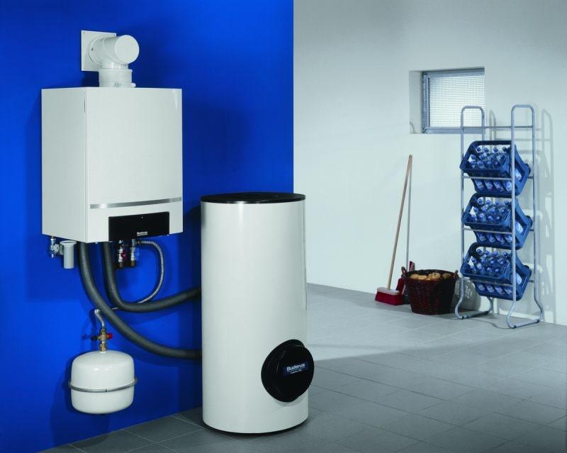 Отопительная система на базе конденсационного газового котла