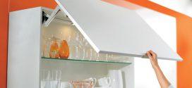 Выбор подъемного механизма для шкафчиков