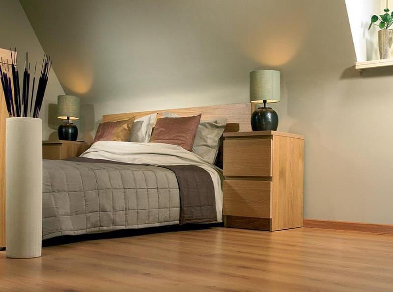 Каким должен быть ламинат для спальни