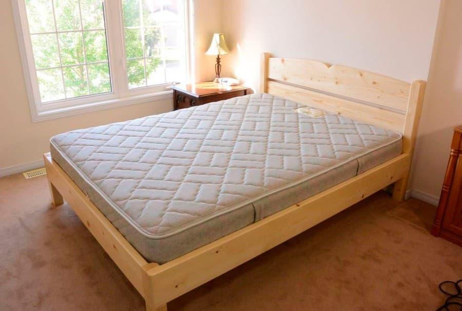 Як вибрати дерев'яне двоспальне ліжко