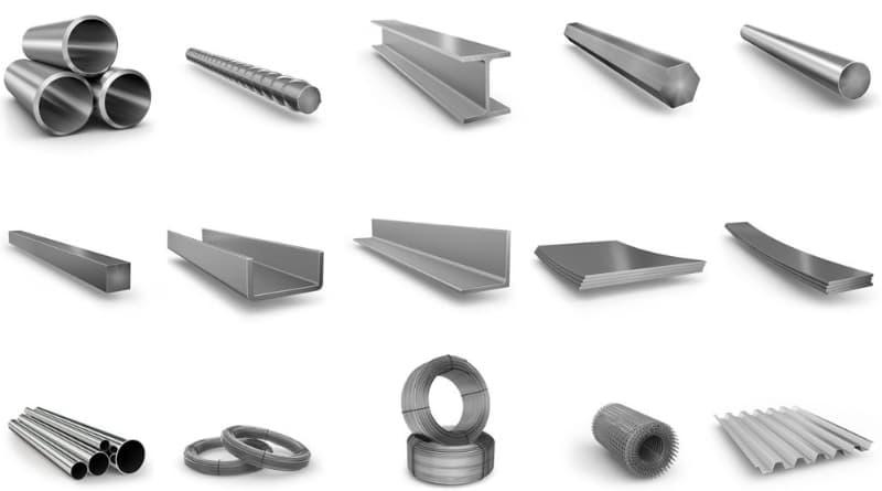 Изделия из металла: их виды и применение