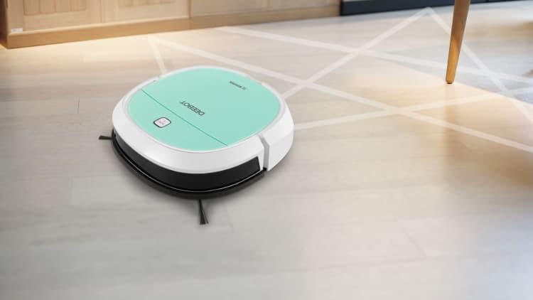 Выбор робота-пылесоса