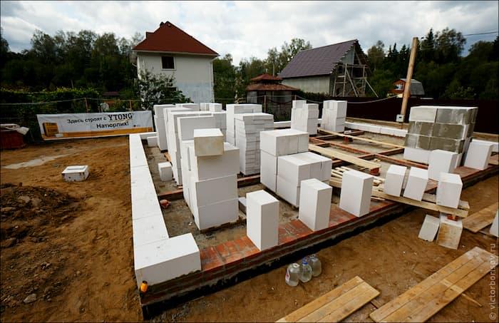 Будівництво будинку: які будівельні матеріали можуть знадобитися