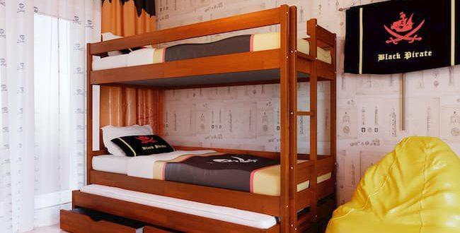 Правильний вибір двоярусного ліжка