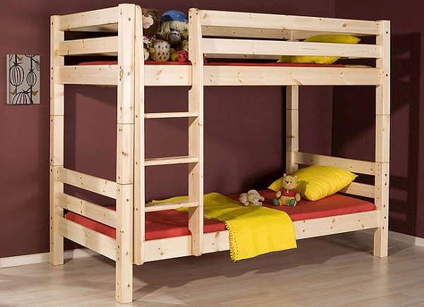 Як вибрати двоярусне ліжко
