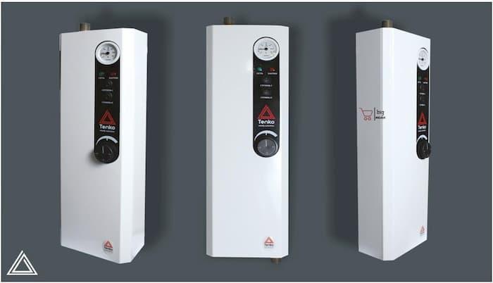 Электрические котлы от фирмы Tenko