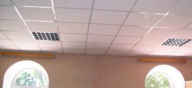 Какие комплектующие необходимы для подвесных потолков: виды и особенности монтажа