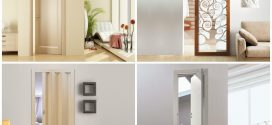 Виды межкомнатных дверей: конструктивные отличия разных вариантов
