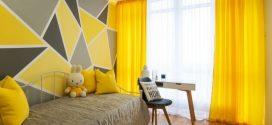 Дві квартири в різних стилях: акцент на колір