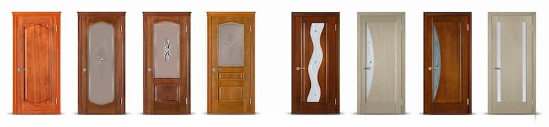 Из каких материалов сегодня изготавливают межкомнатные двери?
