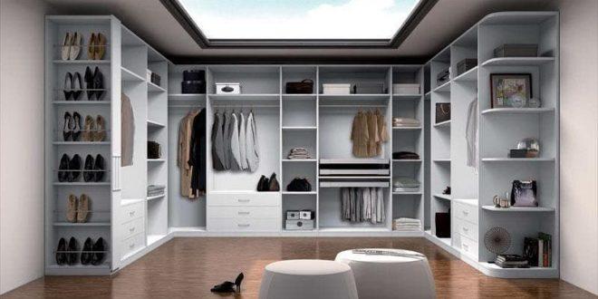 Гардеробные комнаты: дизайн и обустройство систем хранения