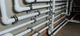 Сантехнические работы: разводка труб