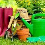 какие товары купить для сада