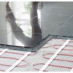 Тепла підлога для дому