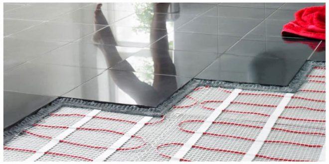 Тепла підлога для дому та офісу