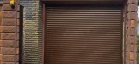 Преимущества роллетных ворот и их конструктивные особенности