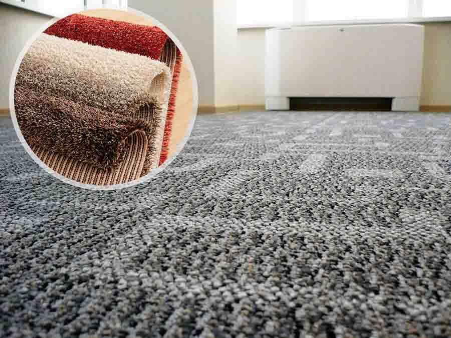 Способы изготовления ковролина