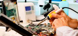 Особенности ремонта электроники промышленных производств