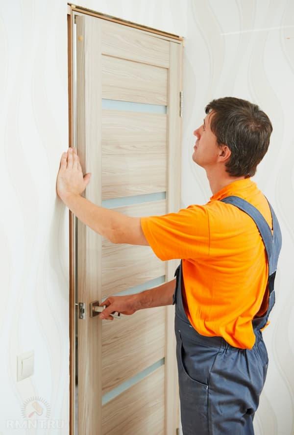 Як встановити міжкімнатні двері